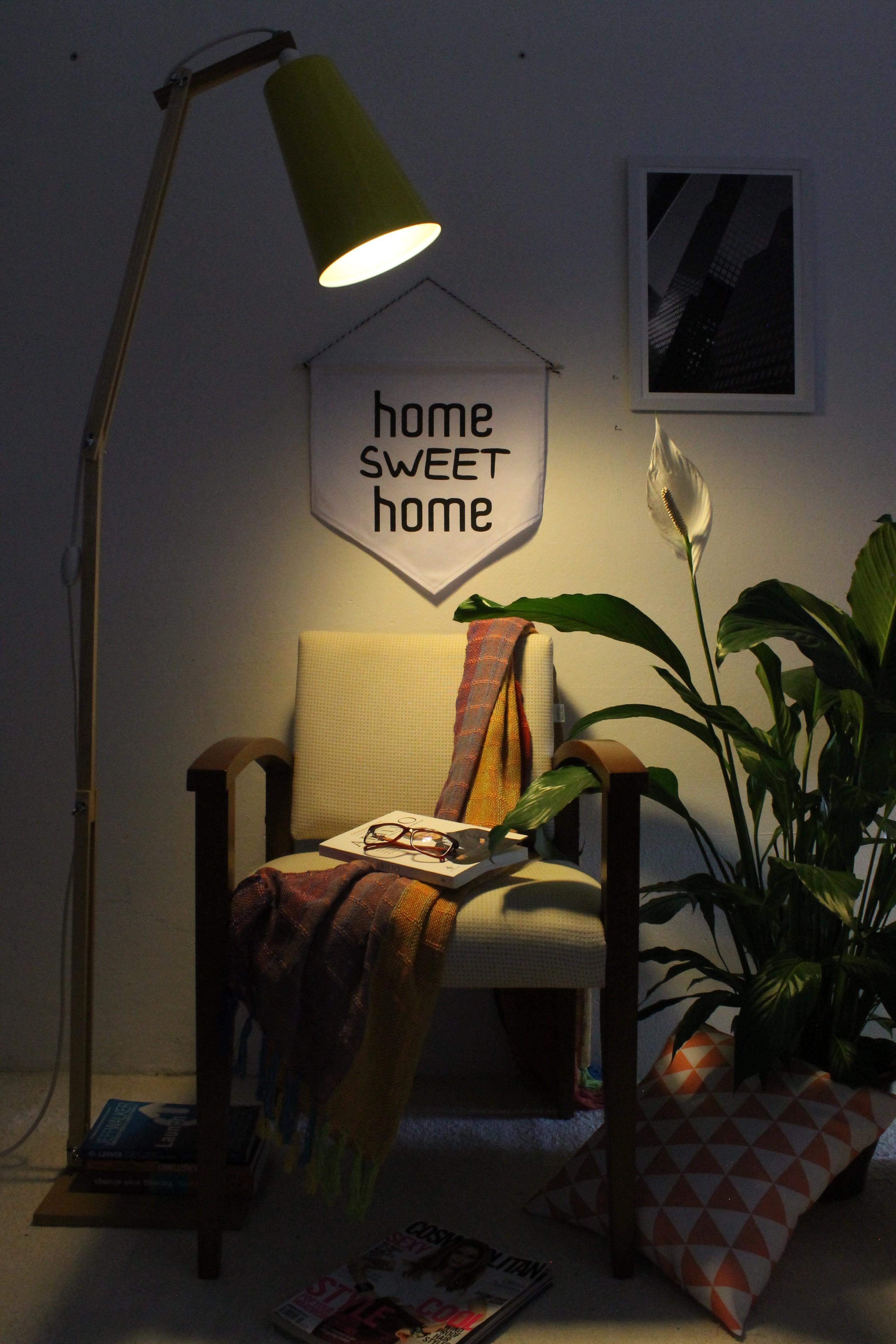 Luminária de Piso: minimalismo no design